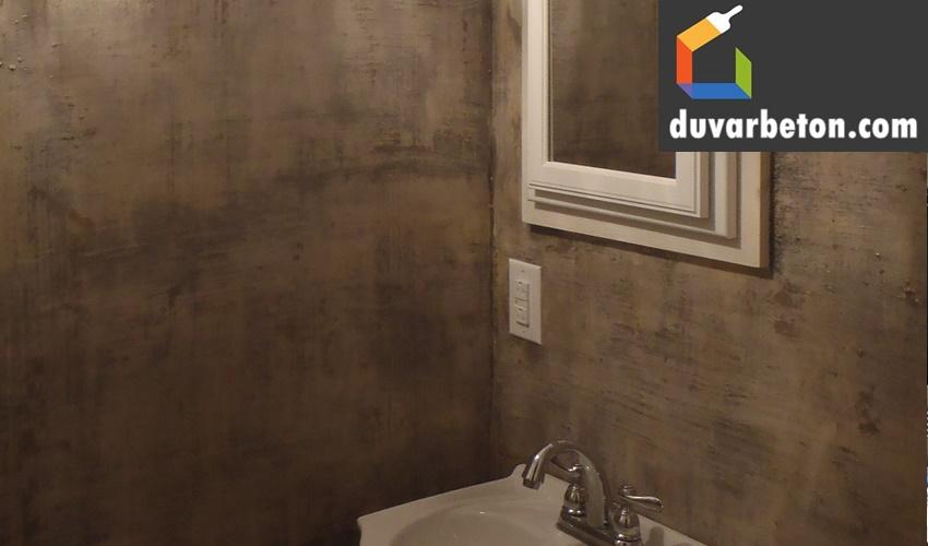 banyo-beton-gorunumlu-boya-uygulama