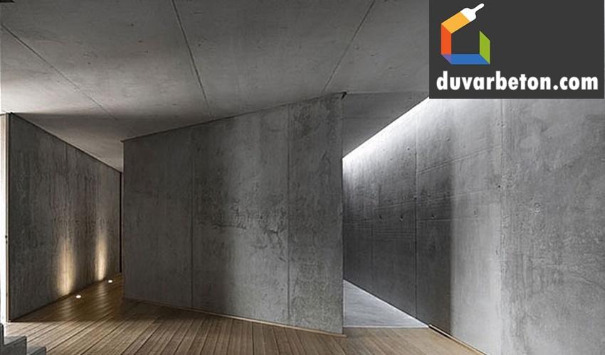 ofis-duvar-beton-gorunumu