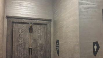 Spa merkezi betonart uygulama