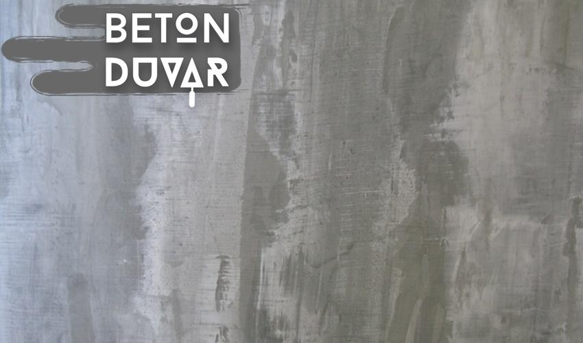 brüt beton sıva İstanbul uygulama