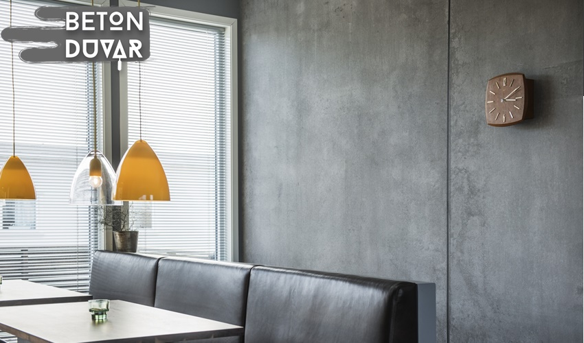 ofis-beton-gorunumlu-duvar