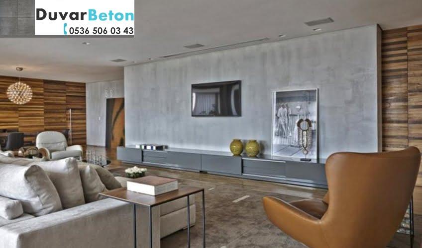 beton-duvar-gorunumu-dekorasyon