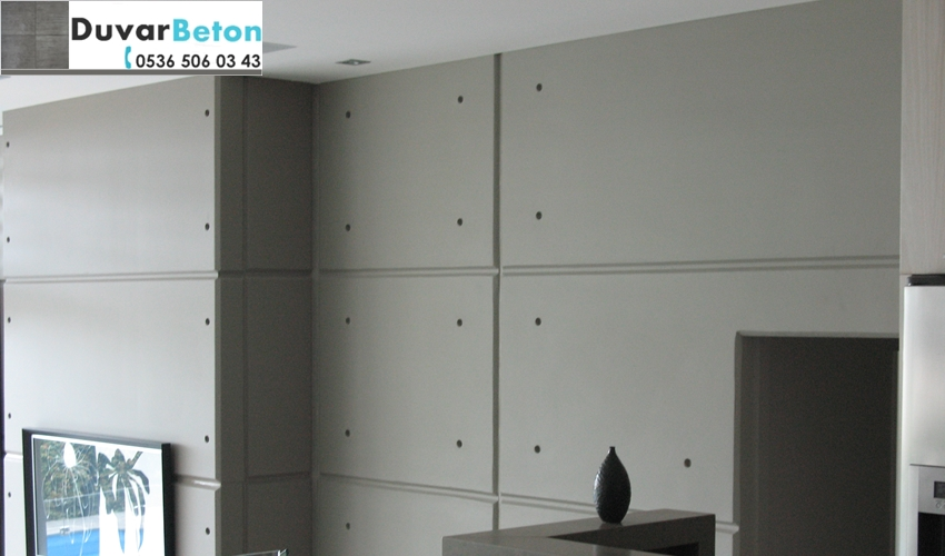 beton duvar boya uygulaması istanbul