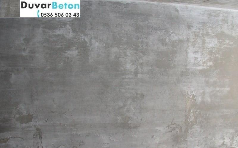 Kalekim betonart nasıl uygulanır ?