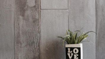 Brüt beton sıva ile trend duvarlar