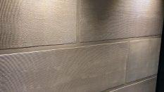 Kalıp dokulu beton görünüm