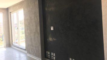 Mermer desen ve beton efekt boya