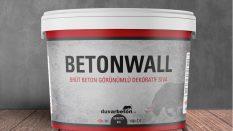 Beton wall sıva